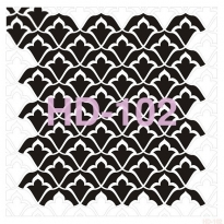 HD102 Home Dekor Stencil