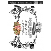 HDT-13 Home Decor Transfer