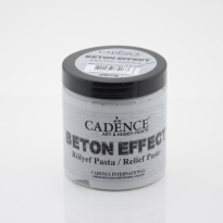 250ML  Concrete Efekt - Relıef Paste