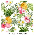 KT-505 43x43  Fabric Transfer