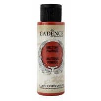 712 Country Red Antique Powder 70ML(cc)