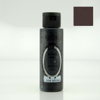 216 Black 70ML Metalik Boya
