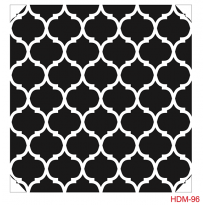 HDM96 Home Decor Midi Stencil