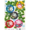 Model 659- Rice Paper Decoupage