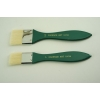 CA728 Eco Green Synthetic Basecoating Brush -1,5