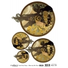 02 Gold Metal Leaf Rice Paper